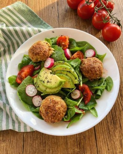Les clés d'une salade composée équilibrée :